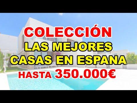 Hasta 350000€/MEJORES CASAS EN ESPAÑA/Comprar chalet en Benidorm/Propiedades en Costa Blanca/Video
