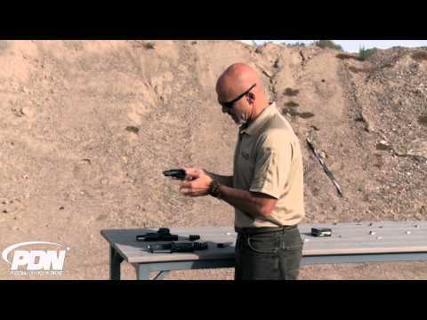 Shooting Handguns With Liberty Ammunition Civil Defense Rounds For Reliability Testing
