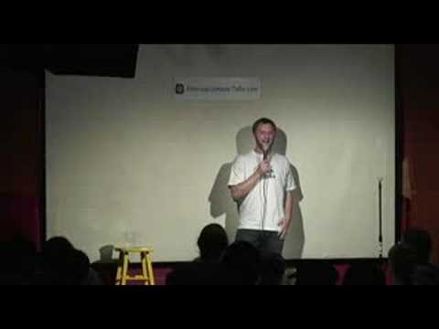 Rory Scovel - Stand-up Comedy - Claims Adjusters & Xanedu