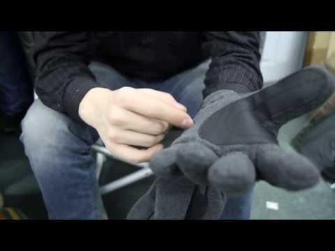 Флисовые перчатки «Puffin Down». Видеообзор.
