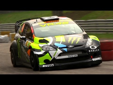 Monza Rally Show 2012 - PURE RALLY SOUND