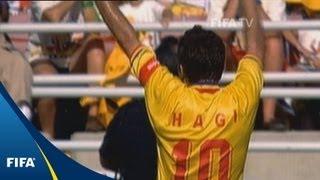 WM 1994: Rumänien – Die Besten aus dem Osten