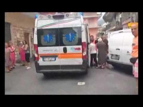 SANREMO : INCENDIO IN UN APPARTAMENTO DUE DONNE INTOSSICATE