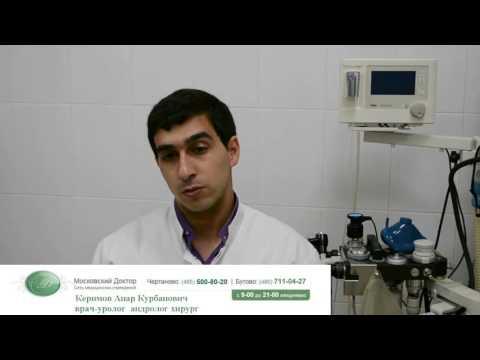 Симтомы и диагностика аденомы простаты
