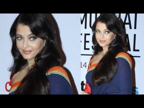 Aishwarya Rai Bachchan Flags Off 16th Mumbai Film