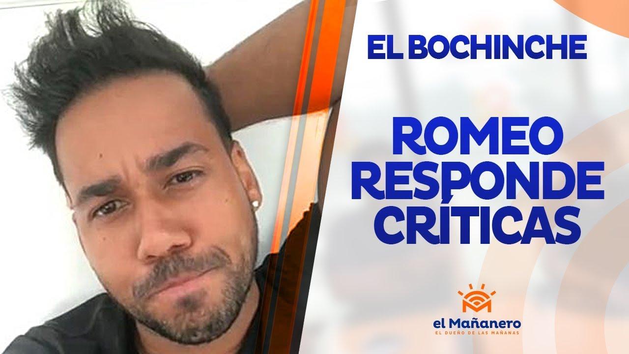 El Bochinche – Romeo responde CRÍTICAS y se arma DEBATE en cabina