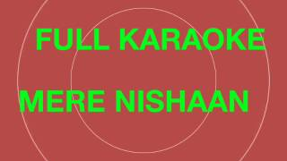 Video MERE NISHAAN DARSHAN RAVAL FULL KARAOKE download in MP3, 3GP, MP4, WEBM, AVI, FLV January 2017