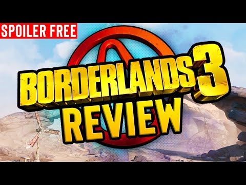 THE TRUTH ABOUT BORDERLANDS 3. (Spoiler Free Borderlands 3 Review)