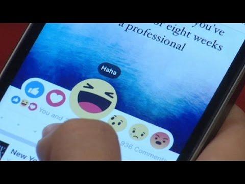 Νέα κουμπιά με νέες αντιδράσεις στο Facebook