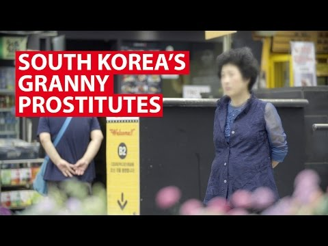 South Korea's Granny Prostitutes | Get Real | CNA Insider (видео)