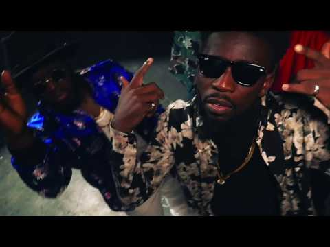Vibe Squad - FABOM ft Bisa Kdei (Official Video @Vibe_Squad)