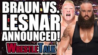 Brock Lesnar Vs. Braun Strowman booked, John Cena returns to Raw and more in this WWE Raw, Aug. 21, 2017 review...Subscribe to WrestleTalk for daily WWE and wrestling news! https://goo.gl/WfYA12Support WrestleTalk on Patreon here! http://goo.gl/2yuJpoSubscribe to WrestleTalk's WRESTLERAMBLE PODCAST on iTunes - https://goo.gl/7advjXFULL CARDEnzo Amore beat Big CassNia Jax beat EmmaElias beat R-TruthMustafa Ali, Gran Metalik, Cedric Alexander & Rich Swann beat Drew Gulak, Tony Nese, Noam Dar & Ariya DaivariDean Ambrose & Seth Rollins beat Hardy BoyzFinn Balor beat Jason JordanJohn Cena & Roman Reigns beat Samoa Joe & The MizCatch us on Facebook at: http://www.facebook.com/WrestleTalkTVFollow us on Twitter at: http://www.twitter.com/WrestleTalk_TV