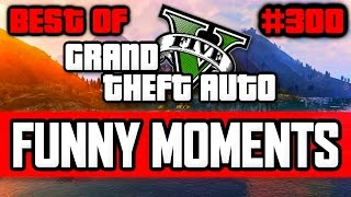 GTA 5 Funny Moments #300 'BEST OF!' with Vikkstar (GTA 5 Online Funny Moments)