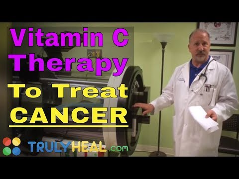 Vitamin C Therapy - How To Treat Cancer With Vitamin C - TRULY HEAL