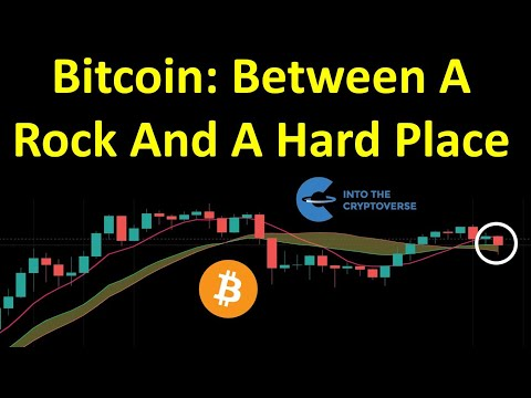 Bitcoin: Between A Rock And A Hard Place