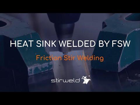 FSW on CNC