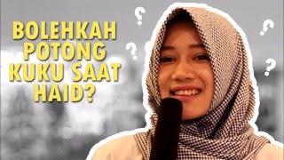 Download Video Tanya Ustadz (S1 eps 1) : Bolehkah Memotong Kuku Saat Haid ? MP3 3GP MP4