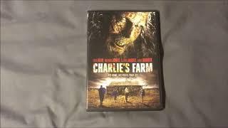 Thehorrorman S Slasher Review  Charlie S Farm  2014