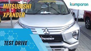 Video Test Drive Mitsubishi Xpander di GIIAS 2017 MP3, 3GP, MP4, WEBM, AVI, FLV Agustus 2017