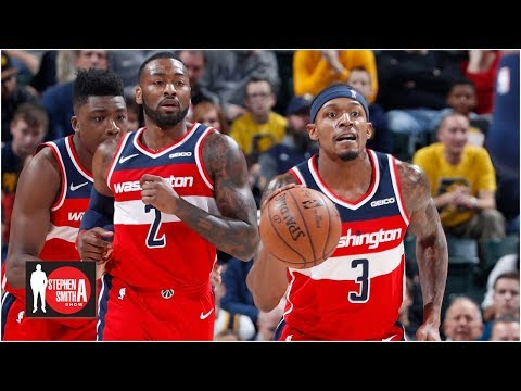 Video: Should Wizards trade Bradley Beal, Otto Porter after John Wall's injury? | Stephen A. Smith Show