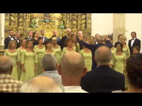 Coro de  Santa Cecilia de Florença em Portimão