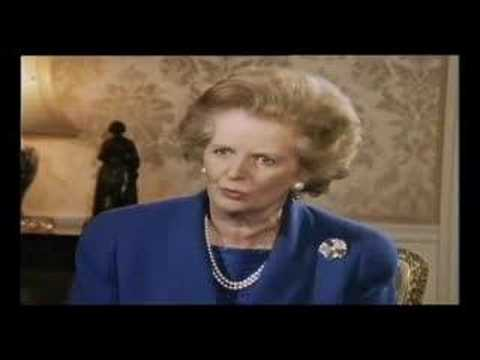 Blue Peter - Margaret Thatcher: Interview On Kampuchea