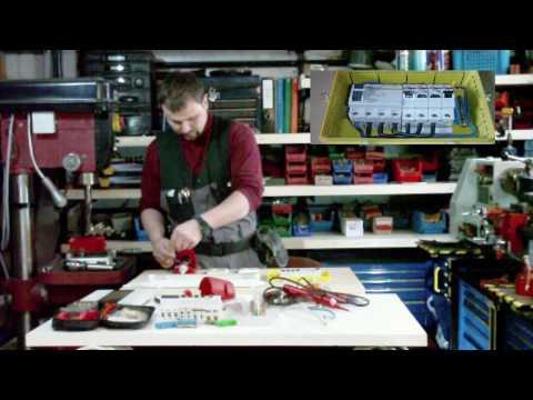 Elektroinstallation Teil 5: Überprüfen der Elektroinstalation aus Teil 1 bis 4 von M Molter Film