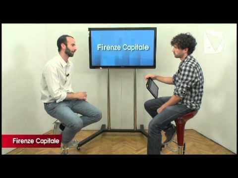 Firenze capitale - intervista all'assessore allo sport del Comune di Firenze Andrea Vannucci, di Tommaso Tafi.