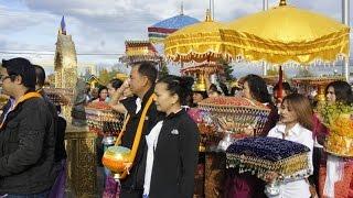 Khmer Culture - បុណ្យកឋិនទានមហ&#