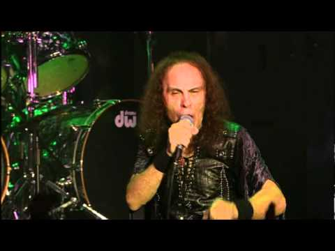 Heaven and Hell - Holy Diver DVD.
