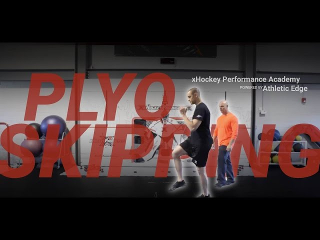 Plyo Skipping | Bryce Salvador & Ben Shear | xHockey Performance Academy