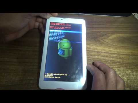 How to hard reset TAGITAL Tablets