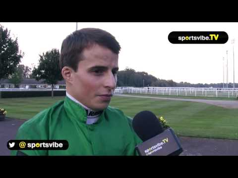 William Buick Interview - His Career As A Jockey