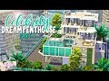 Celebrity Dream Penthouse 🌟 Part 1    The Sims 4: Speed Build