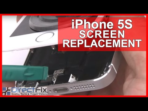 directfix - http://www.directfix.com/category/iPhone-5S-Parts.html - These video directions will show you step by step how to replace the iphone 5s complete screen assem...