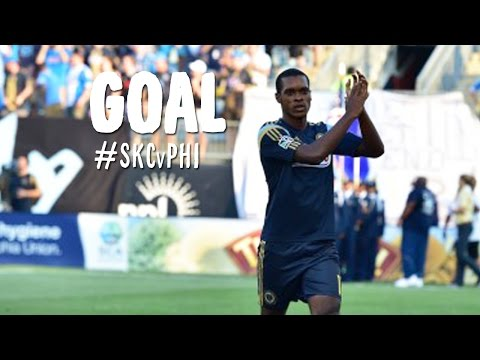 Video: GOAL: Brian Brown comes off the bench and smashes in a header | SKC vs. Philadelphia Union