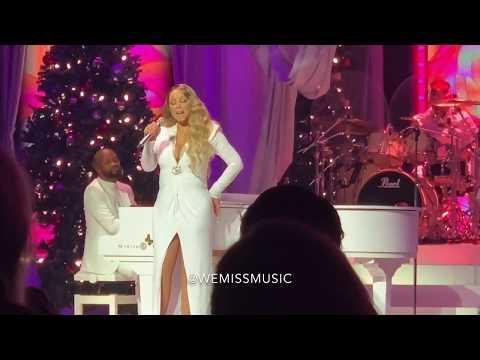 Mariah Carey - Joy To The World (Live at Caesars Palace, Las Vegas 22/11/2019)