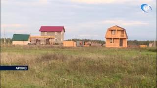 Продолжается работа по обеспечению многодетных семей области земельными участками