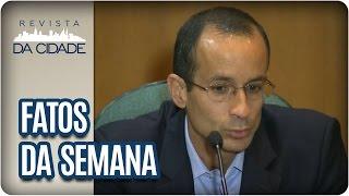 O criminólogo Dr. Eduardo Leite comenta os principais Fatos da Semana!-Tribunal Superior Eleitoral ouve Odebrecht na ação contra chapa Dilma-Temer.Confira também as outras páginas do programa:Site -  Oficial: http://www.tvgazeta.com.br/revistadacidade/Facebook -  https://www.facebook.com/RevistadaCidadeTVTwitter - https://twitter.com/revistadacidadeInstagram -  https://instagram.com/revistadacidade/