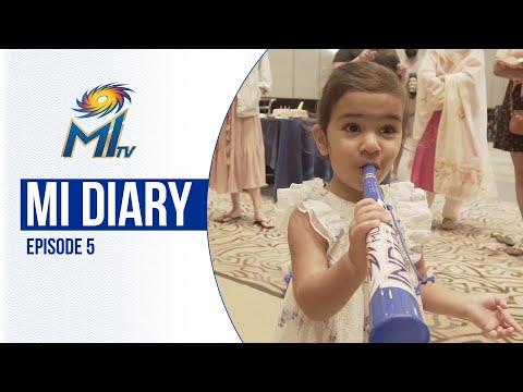 MI Diary EP 5 - KKR double, B'days, Pool fun and more   टीम की दिनचर्या   Dream11 IPL 2020
