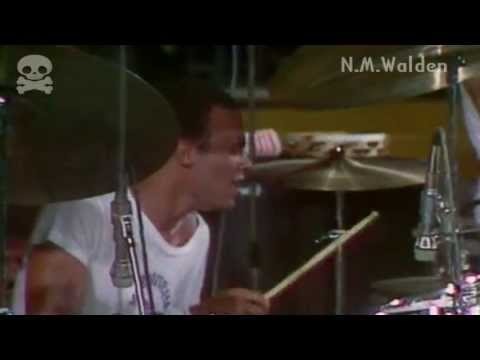 Narada Michael Walden - Drum solo
