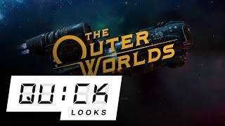 The Outer Worlds: Quick Look EX (10/16/2019) by Giant Bomb