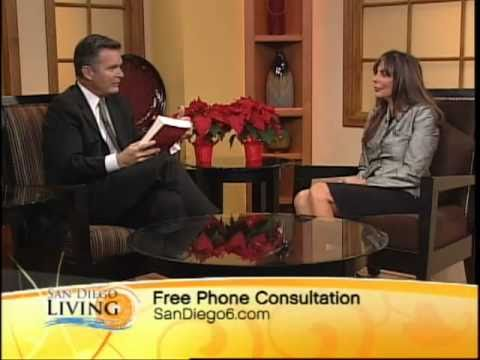 Wynters - Jim Patton of San Diego Living interviews Sharyn Wynters about her groundbreaking book,