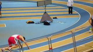 Eusebio Haliti - 400 indoor - 48.86 - RECORD ITALIANO ALLIEVI!!!