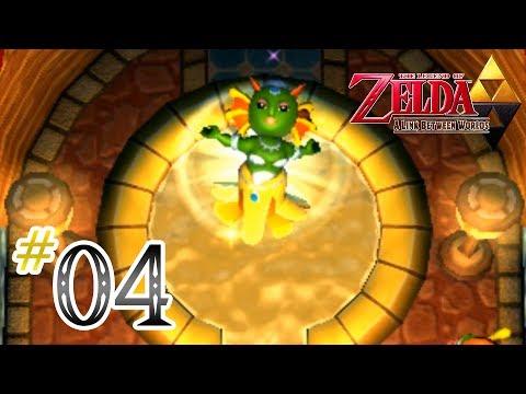 The Legend of Zelda – A Link Between Worlds – Part 4 – Zora's Domain
