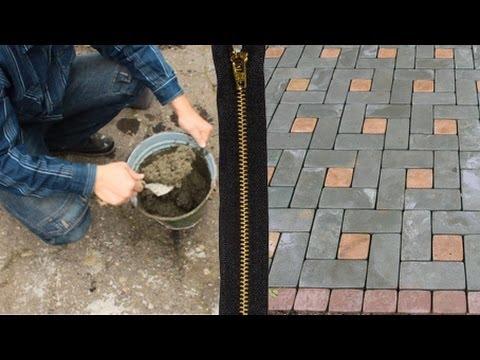 Как сделать столешницу из бетона своими руками