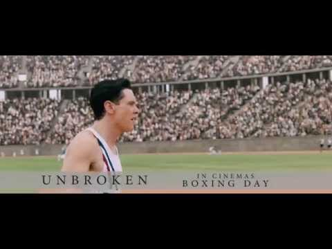 Unbroken (UK TV Spot 'Champion')