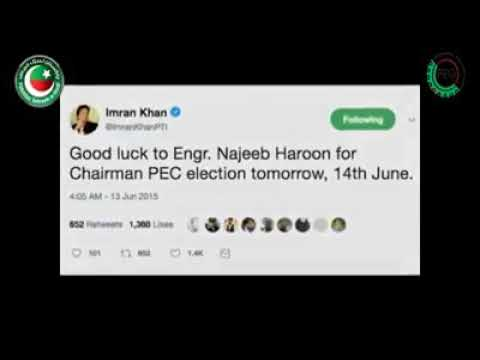 Peg Campaign For Pec Elections