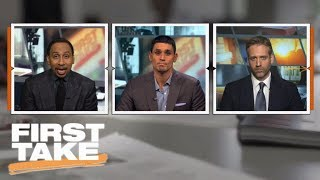 First Take debates who will win college football national championship | First Take | ESPN