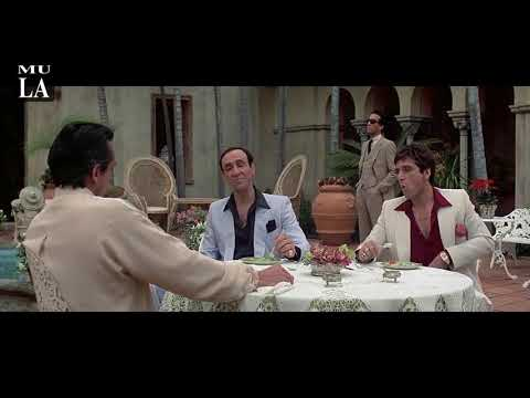 Scarface (1983) Negotiating with Sosa